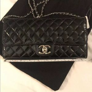 Authentic 100% Chanel classic flap bag